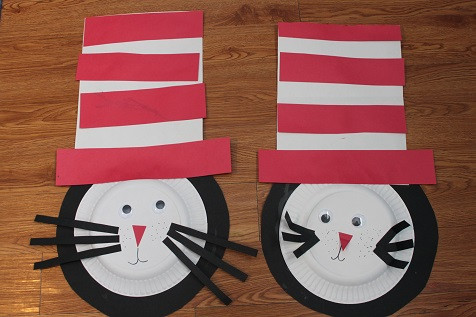 Photo of Dr. Seuss Arts & Crafts Playdate