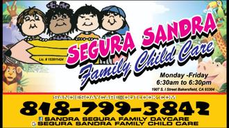 Photo of Segura, Sandra Family Child Care